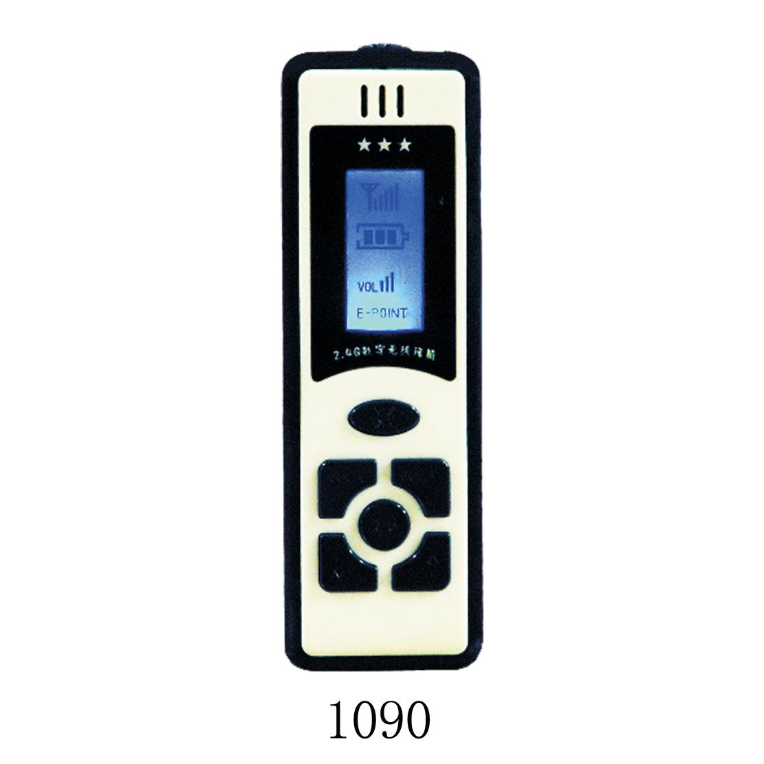 1090/2090   2.4G数字无线话筒