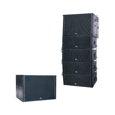 AE-5818    线阵低音音箱