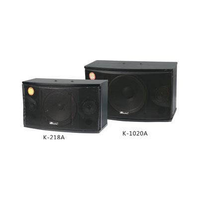 K-218A/K-1020A   专业音箱