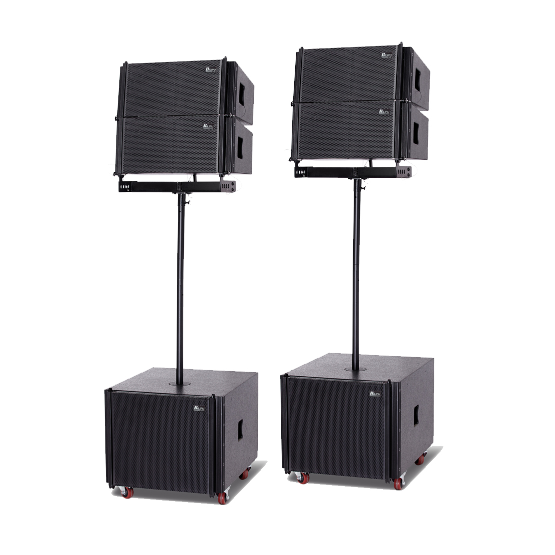 AE-6810   线阵全频音箱