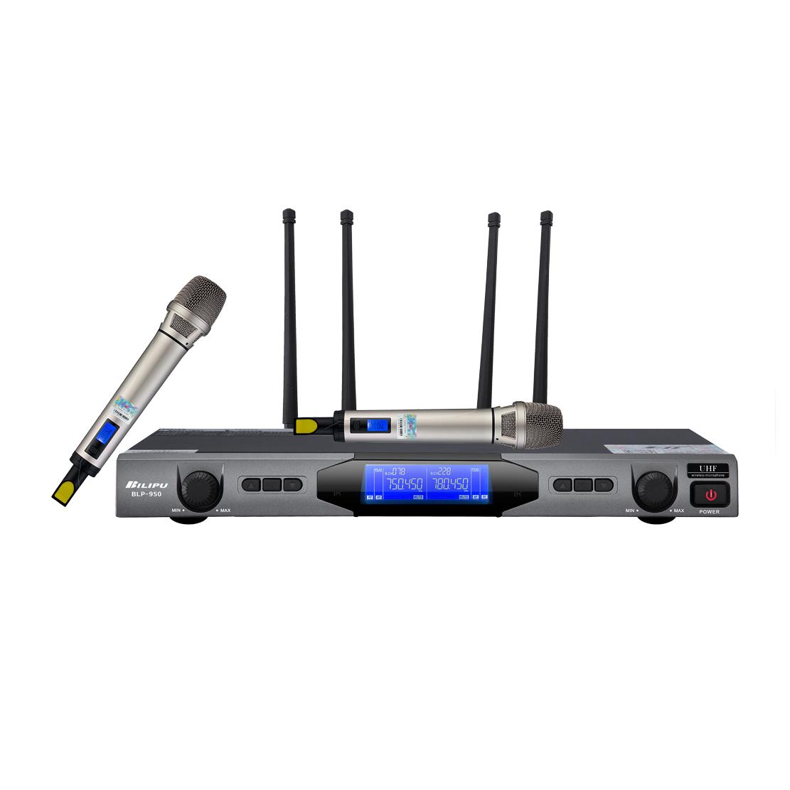 BLP-950   真分集无线话筒