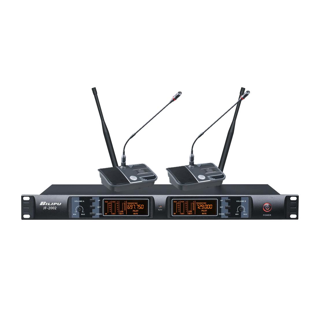 JF-2002   无线会议话筒
