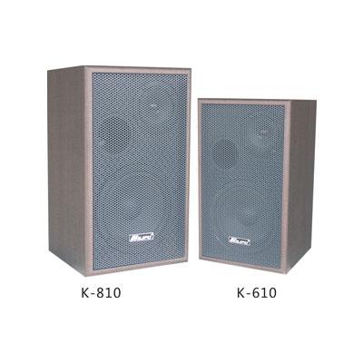 K-810/K-610   专业音箱