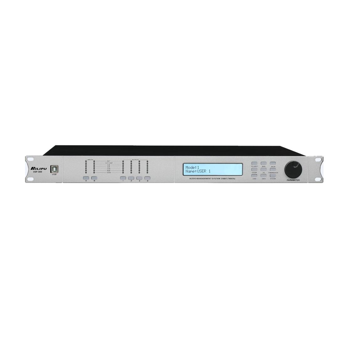 DSP-300   音频处理器