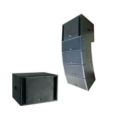 AE-3812  线阵低音音箱